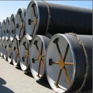 3PE Steel Pipe with Spiral Shape and CE/API Certificate