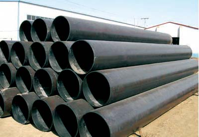 JIS standard Longitudinal Submerged Arc welding Steel Pipe